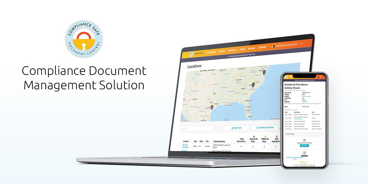Compliance Safe - Secure Document Management