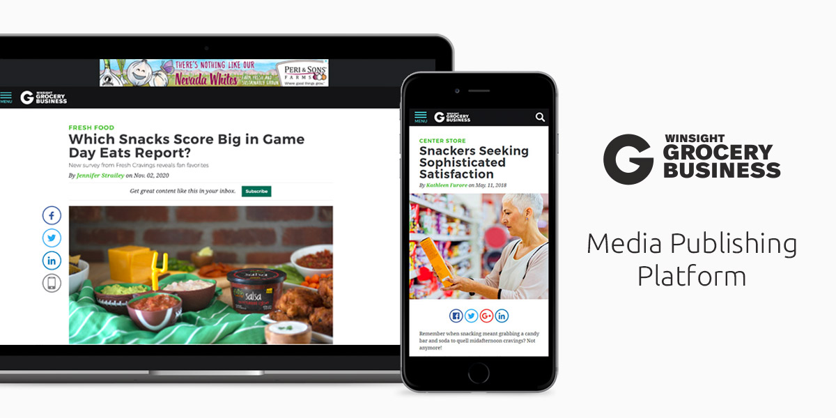 Winsight Grocery Business - Media Publisher